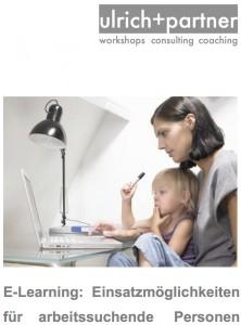 Titelseite Bericht E-Learning