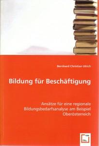 Titelseite Buch Bildung für Beschäftigung